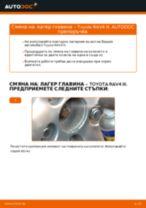 Подмяна на Шарнири TOYOTA RAV4: техническо ръководство