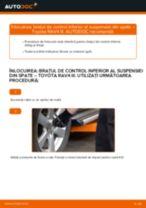 Schimbare Brat suspensie roata TOYOTA RAV4: pdf gratuit