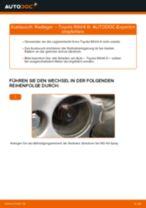 DIY-Leitfaden zum Wechsel von Bremssattel Reparatursatz beim AUDI A4