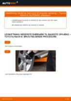 Skift Bærearm TOYOTA RAV4: pdf gratis