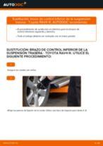 Reemplazar Bombín de freno de rueda TOYOTA RAV4: pdf gratis
