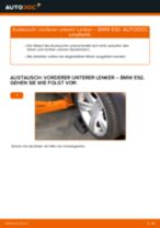 BMW E39 Touring Bremsbeläge für Trommelbremsen wechseln: Handbücher und Ratschläge