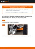 Schrittweise Reparaturanleitung für Kia Carens II
