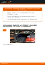 BMW 3 Touring (E46) reparatie en onderhoud tutorial