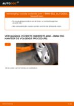 Draagarm wielophanging veranderen BMW 3 SERIES: gratis pdf