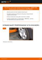 Jak wymienić końcówkę drążka kierowniczego w BMW E92 - poradnik naprawy