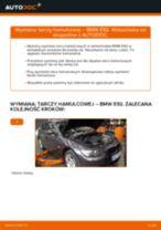 Jak wymienić tarcze hamulcowe przód w BMW E92 - poradnik naprawy