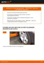 DIY-Leitfaden zum Wechsel von Bremssattel Reparatursatz beim BMW 3 Coupe (E92)