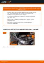 Come cambiare dischi freno della parte posteriore su BMW E92 - Guida alla sostituzione