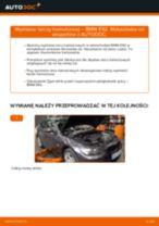 Jak wymienić tarcze hamulcowe tył w BMW E92 - poradnik naprawy