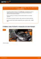 Ako vymeniť zadné brzdové kotúče na BMW E92 – návod na výmenu
