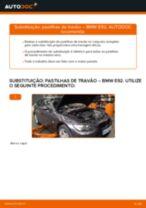 Instalação Calços de travão BMW 3 Coupe (E92) - tutorial passo-a-passo
