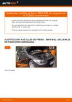 Recomendaciones de mecánicos de automóviles para reemplazar Amortiguador De Maletero en un BMW BMW E92 320d 2.0