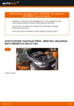 Come cambiare pastiglie freno della parte anteriore su BMW E92 - Guida alla sostituzione