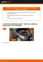 Manuell PDF om 3-serie vedlikehold