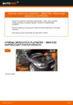 Dielenská príručka BMW online