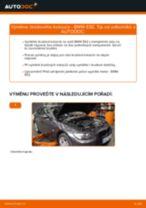 Jak vyměnit zadní brzdové kotouče na BMW E92 – návod k výměně