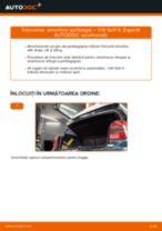 Cum să schimbați: amortizor portbagaj la VW Golf 4 | Ghid de înlocuire