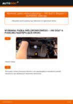 Zalecenia mechanika samochodowego dotyczącego tego, jak wymienić VW VW GOLF II (19E, 1G1) 1.8 Świeca zapłonowa