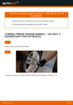 Príručka o výmene Drżiak ulożenia stabilizátora v CITROËN BERLINGO 2020 vlastnými rukami