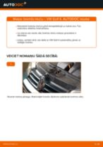 Rokasgrāmata PDF par GOLF remonts un apkopi