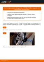 Hoe spoorstangeind vervangen bij een VW Golf 4 – vervangingshandleiding