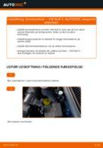 Instruktionsbog VW CRAFTER