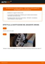 Come cambiare testine sterzo su VW Golf 4 - Guida alla sostituzione