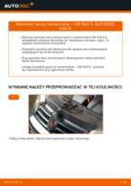 Jak wymienić tarcze hamulcowe tył w VW Golf 4 - poradnik naprawy