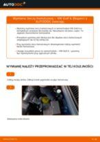 Jak wymienić tarcze hamulcowe przód w VW Golf 4 - poradnik naprawy