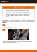 Πώς να αλλάξετε ακρόμπαρο σε VW Golf 4 - Οδηγίες αντικατάστασης
