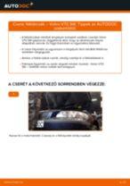 VOLVO javítási kézikönyv pdf