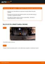 Schimbare: arc spiral din față >> VW Golf 4 | Ghidul de înlocuire