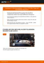 Auswechseln Umlenk / Führungsrolle, Zahnriemen VOLVO V70: PDF kostenlos