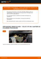SUZUKI WAGON stapsgewijze handleidingen over onderhoud