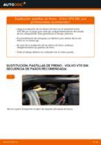 Manual online sobre el cambio de Amortiguador por su cuenta en Peugeot 406 Coupé