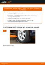 Cambio Kit pastiglie freno posteriore e anteriore SSANGYONG da soli - manuale online pdf