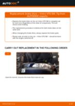 VOLVO manuals free download - informative guide which will help you to fix your car
