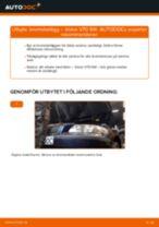 Byta Bromsbeläggssats skivbroms VOLVO V70: gratis pdf