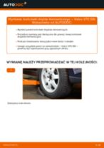 Jak wymienić końcówkę drążka kierowniczego w Volvo V70 SW - poradnik naprawy