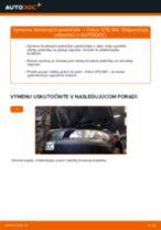 Návod na riešenie problémov: VOLVO S80 manuál