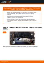 Online εγχειρίδιο για να αλλάξετε Λαβή πόρτας σε Skoda Octavia 1z3