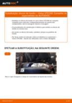Substituir Bomba de freio VOLVO V70: tutorial online