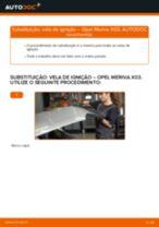 PDF manual sobre manutenção de MERIVA
