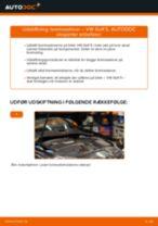 Udskift bremseskiver bag - VW Golf 5 | Brugeranvisning
