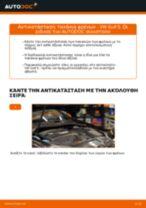 Αλλαγή Τακάκια Φρένων VW GOLF: δωρεάν pdf