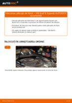 Cum să schimbați: plăcuțe de frână din spate la VW Golf 5 | Ghid de înlocuire