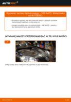 Jak wymienić zacisku hamulcowego tył w VW Golf 5 - poradnik naprawy