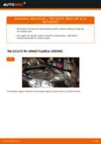 Înlocuire Placute Frana față si spate MAZDA 2 (DL, DJ): ghid pdf