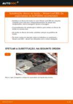 Mudar Óleo da Direcção Assistida SKODA FABIA: guia pdf
